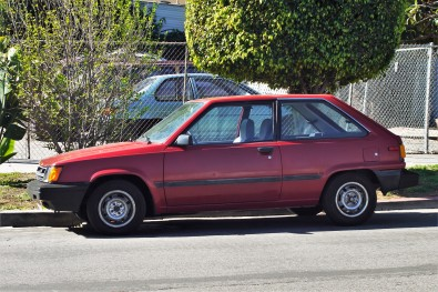 1985 Toyota Tercel Hatchback (3)
