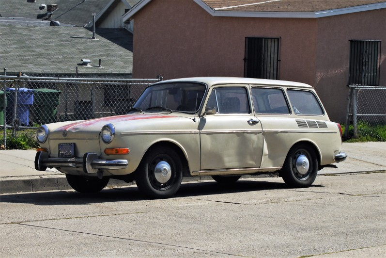 1970 VW Squareback Type 3 (1)