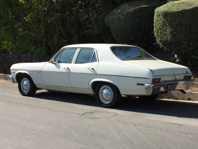 1971 Chevy Nova Sedan (1)
