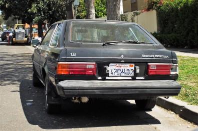 1981 Toyota Corolla Liftback (1)