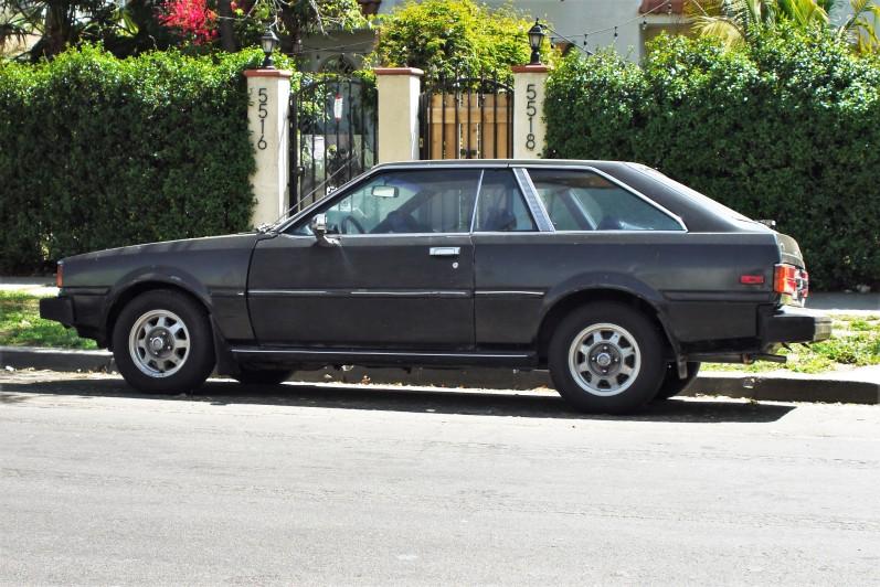 1981 Toyota Corolla Liftback (2)