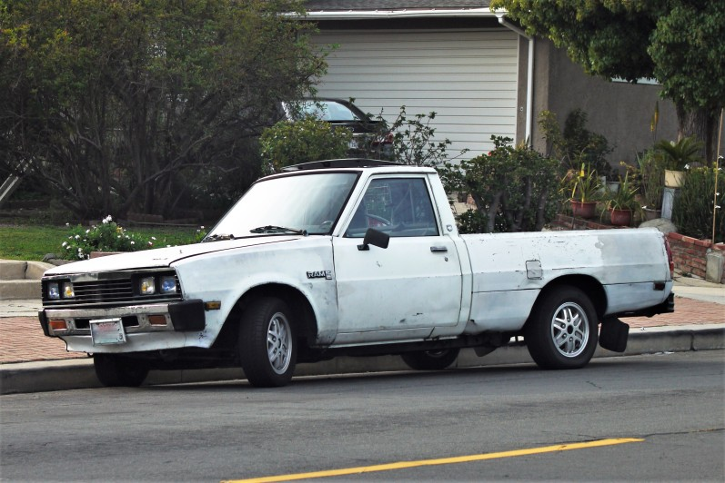 1983 Dodge Ram 50 Pickup (1)