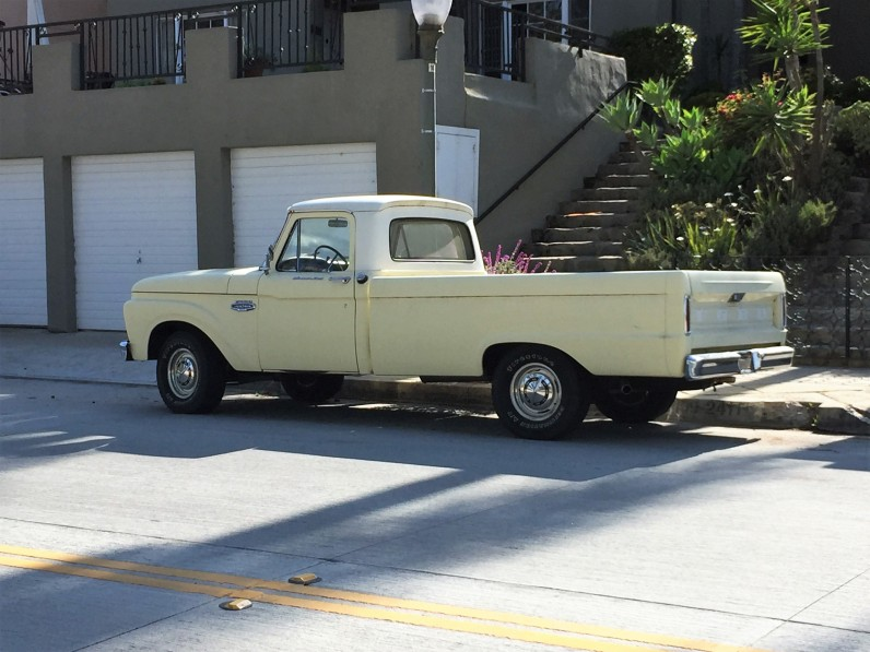 1966 Ford F100 Long Bed Custom Cab (1)
