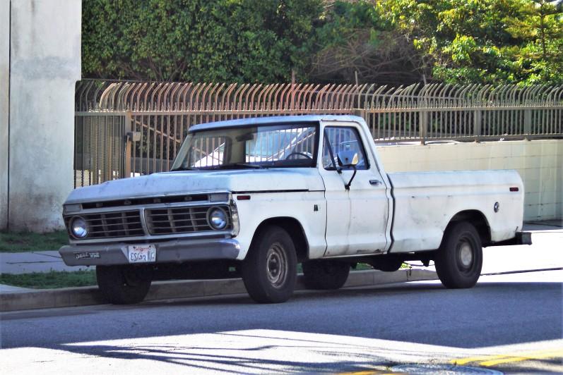 1973 Ford F-150 Pickup TRuck (1)
