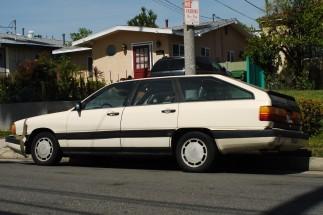 Some sort of Audi