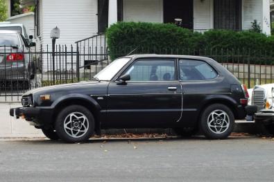 1977 Honda CVCC (1)