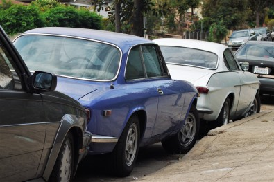 Alfa Romeo Milano and Volvo P1800 (5)