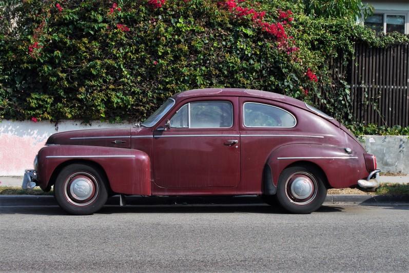 1964 Volvo PV544 (3)