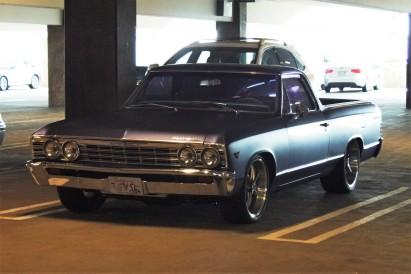 1967 Chevrolet El Camino (1)