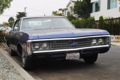 1969 Chevy Impala (2)