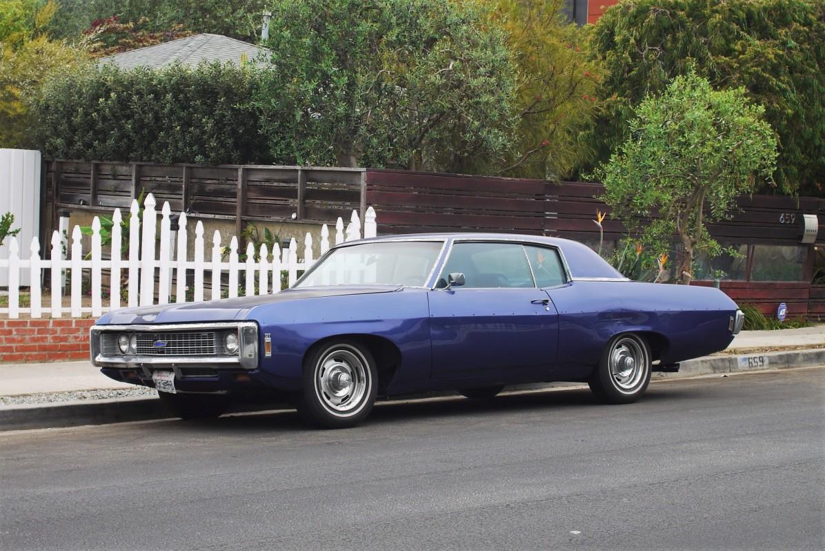 1969 Chevy Impala (3)