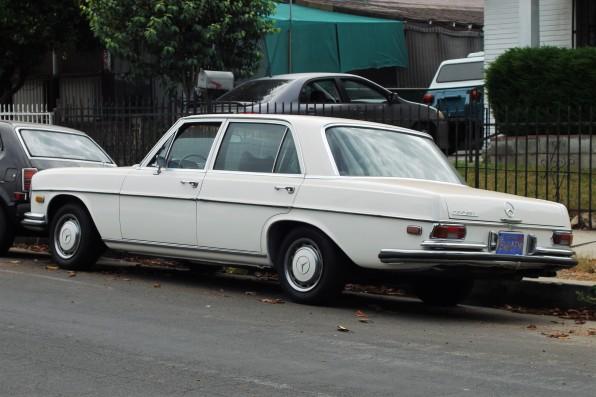 1970 Mercedes Benz 280 SEL (1)