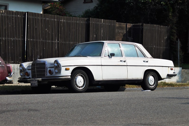 1971 Mercedes 280S (1)