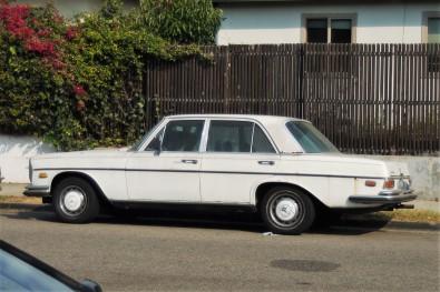 1971 Mercedes 280S (2)