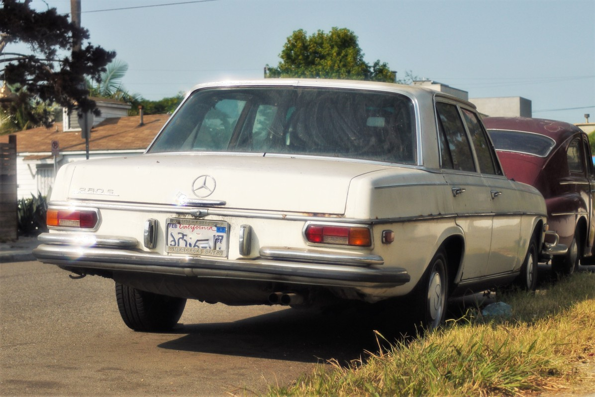 1971 Mercedes 280S (4)