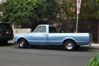 1972 Chevrolet C10 Pickup [CK] (2)