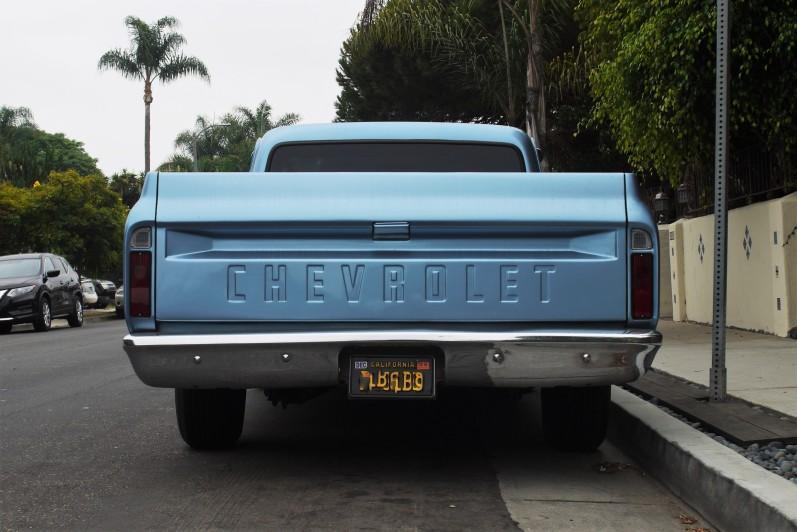 1972 Chevrolet C10 Pickup [CK] (4)