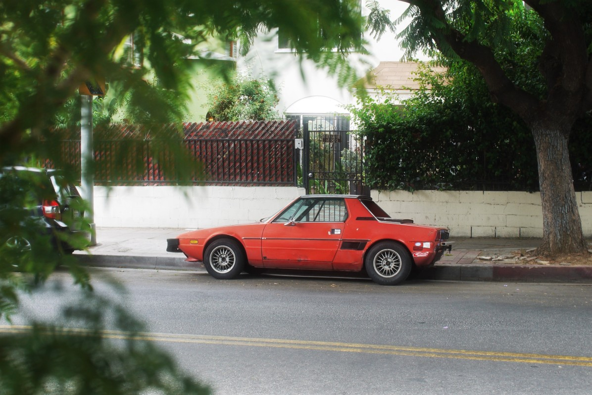 1977 Fiat X 19 (1)