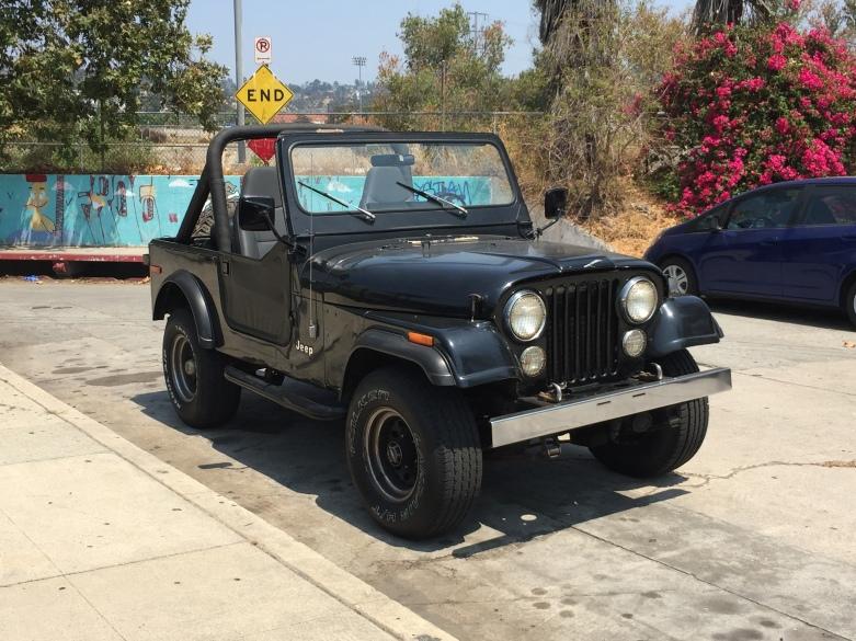 1982 Jeep CJ-7 (1)