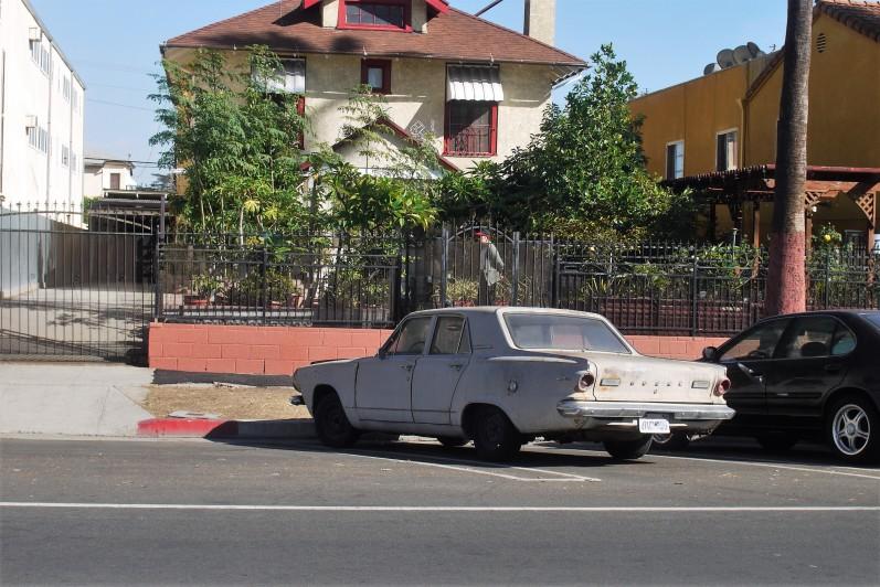 1960s Dodge Dart sedan