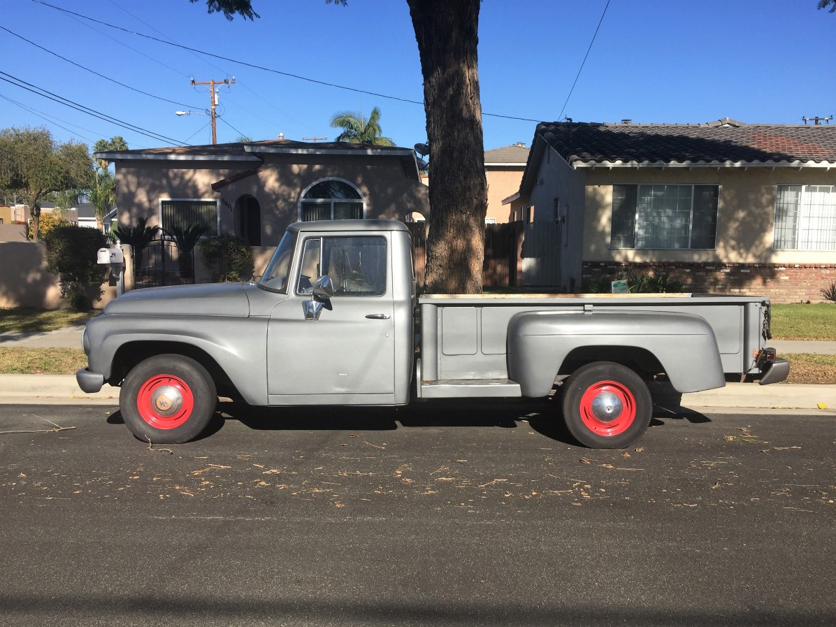 1965 International Harvester D-Series Pickup truck (3)