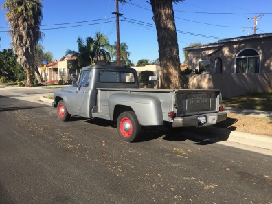 1965 International Harvester D-Series Pickup truck (4)