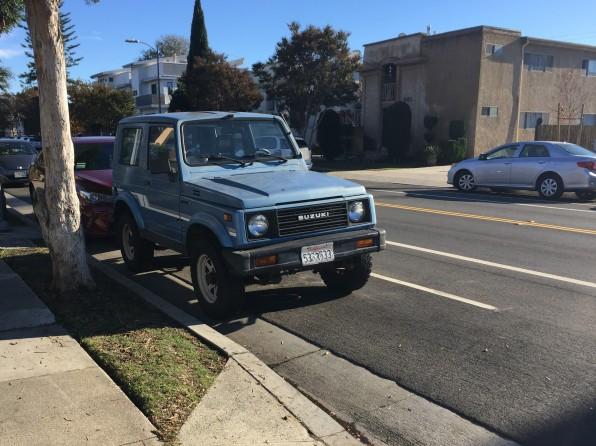 1986 Suzuki Jimny (1)