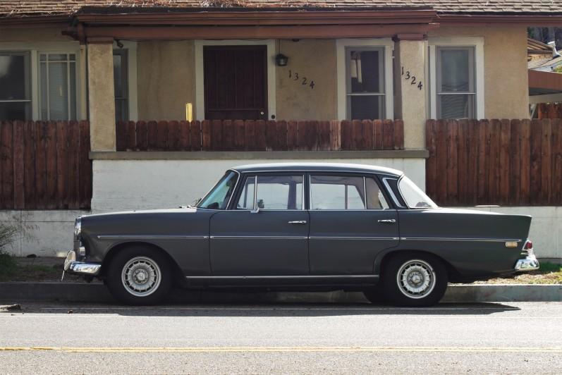 1966 mercedes benz 230 (1)