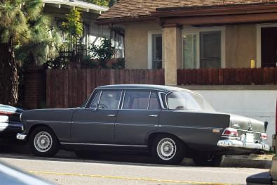 1966 mercedes benz 230 (2)