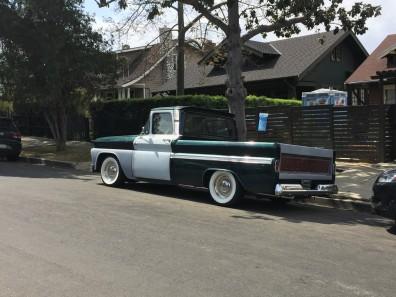 1962 Chevrolet C10 Pickup Truck (1)