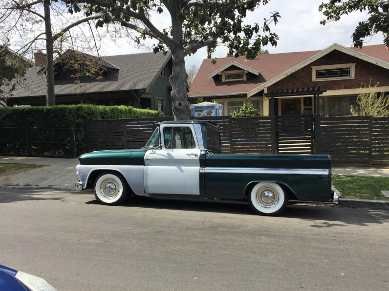 1962 Chevrolet C10 Pickup Truck (3)