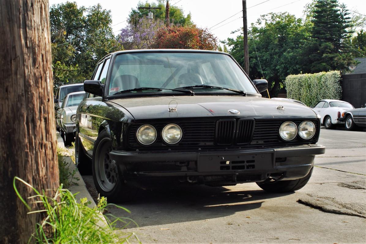 1987 BMW M5 (1)