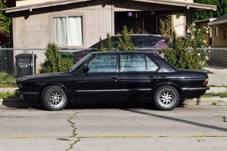 1987 BMW M5 (2)