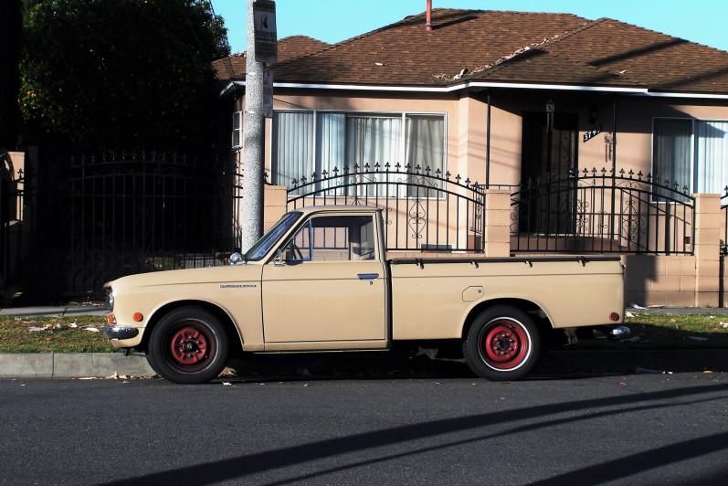 1970 Datsun 521 truck 1300 (1)