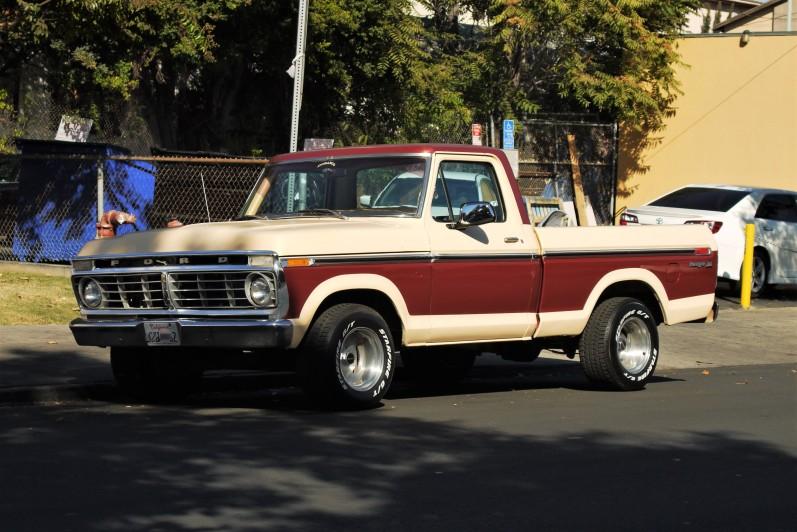 1974 Ford Ranger XLT (2)