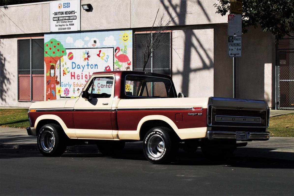 1974 Ford Ranger XLT (4)