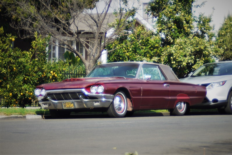 1965 Ford Thunderbird (1)