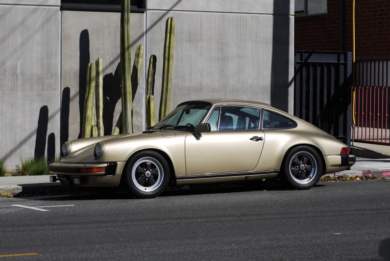 1980 Porsche 911 SC (2)