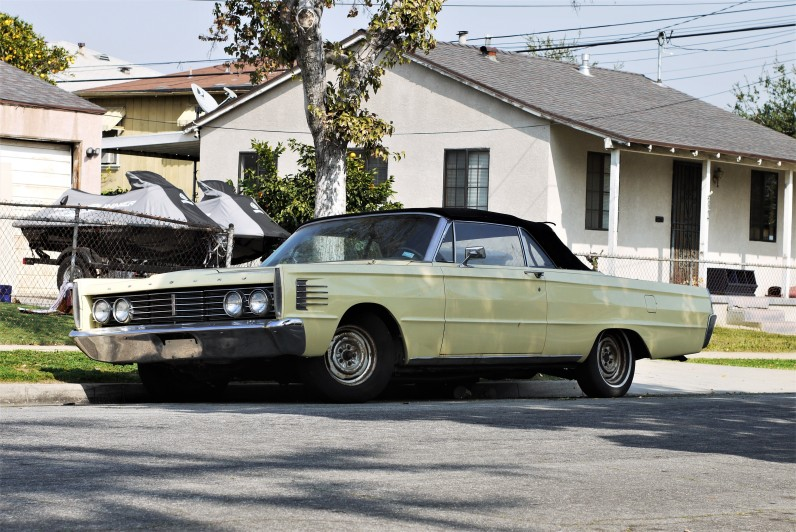 1965 Mercury Monterey Coupe (2)