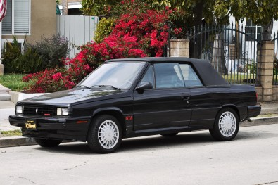 1987 Renault Alliance GTA Convertible (3)