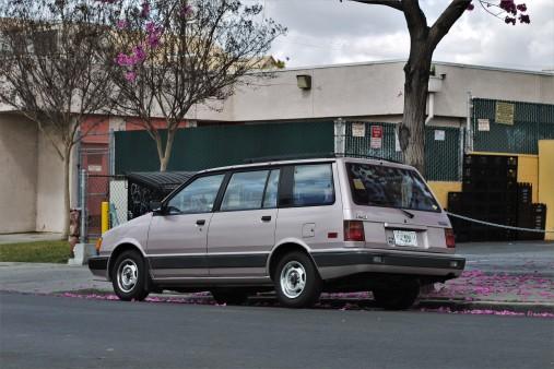 1988 Dodge Colt Vista (3)