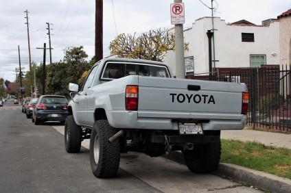 1986 Toyota SR5 Pickup (1)