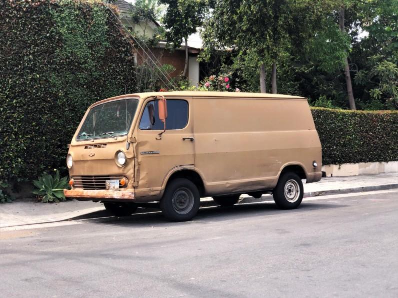 1966 Chevy Van (G10) (2)