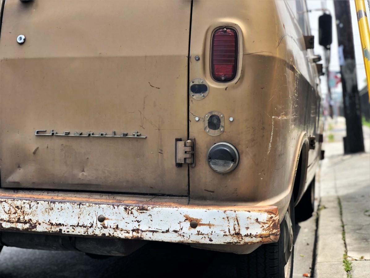 1966 Chevy Van (G10) (4)